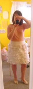 Skirt 18 National Craft Month: How to Sew a Petal Skirt