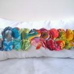 Color Path Pillow