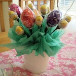 Easter Candy Flower Tutorial