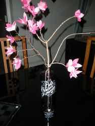 cherry blossom How to Recycle and Make Cherry Blossoms