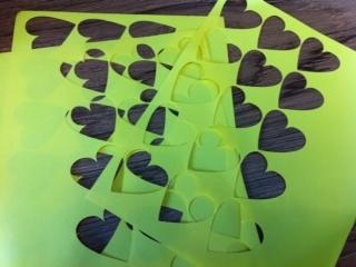 hearts 1 Cricut Creations: Charming Straws