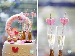 knotty bride Cricut Creations: Charming Straws
