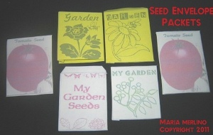 seed packets 2 Guest Post: Printable Seed Packets