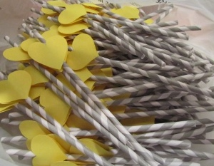 straws 1 Cricut Creations: Charming Straws