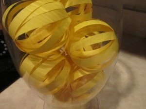 vase 2 DIY Weddings: Paper Globes