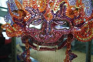 Bead Mask