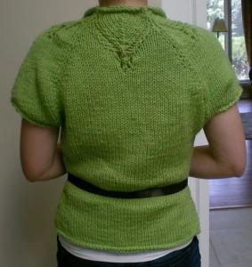 Sweet Pea Sweater