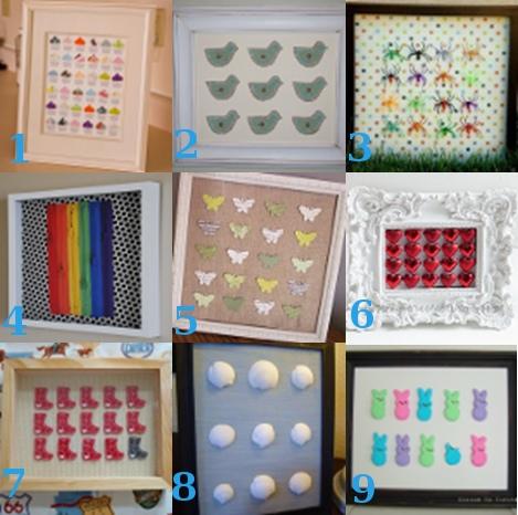 linklove 061311 Link Love: Specimen Wall Art