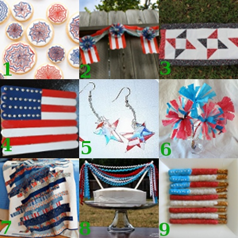 linklove 070211 Link Love: Crafting in Red, White, and Blue