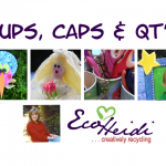 Cups, Caps & QT's EcoHeidi TV