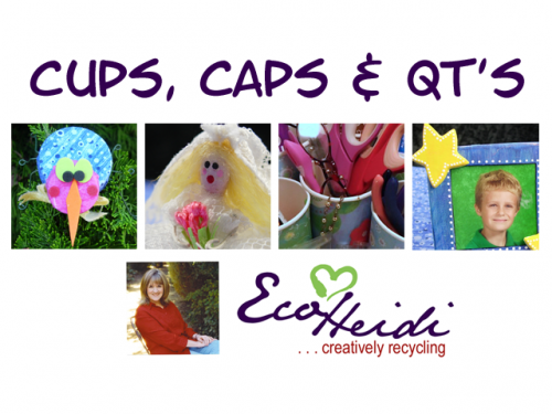 Cups, Caps & QT's EcoHeidi TV