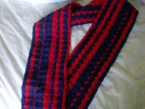 Special Olympics Scarf