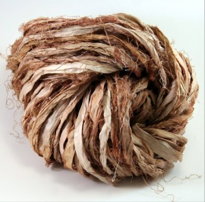 DarnGoodYarn is looking for a name of this new branding of Recycled Silk Sari Yarn they are selling.