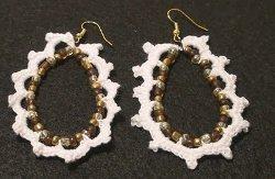 crochet earrings How To: Wire Crochet Tutorials