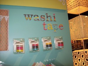 washi tape 300x225 Craft Trends at CHA