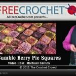 Simple Crochet Granny Squares