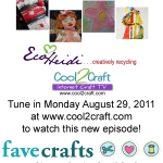Something from Nothing - EcoHeidi TV - FaveCrafts - Cool2Craft