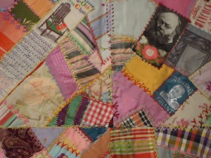 Unknown Crazy Quilt