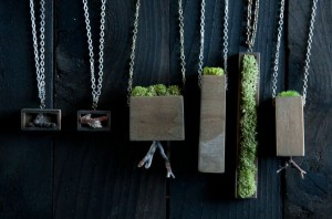 Nature in a Necklace by Mr. Lentz