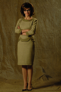 Mary Steenburgen as Elaine Stein