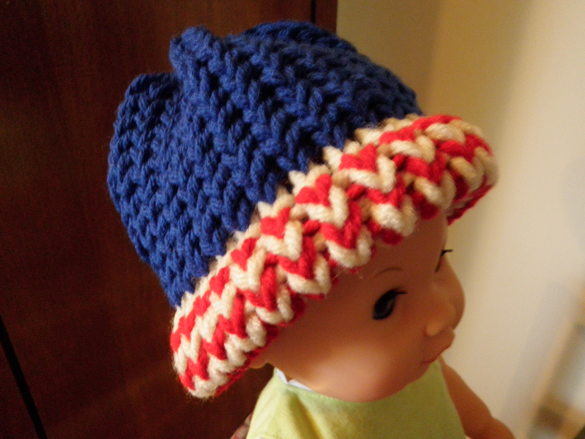 3 easy free knitted hat patterns for both children and s