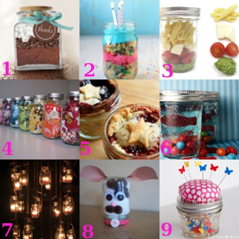 Craft Ideas on Link Love  Gifts In A Jar   Favecraftsblog