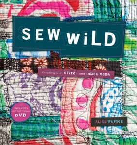 sew wild1 283x300 National Sewing Month: Q & A With Alisa Burke, Author of Sew Wild