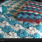 Michael Sellick from The Crochet Crowd Demonstrates To How Extreme Crochet
