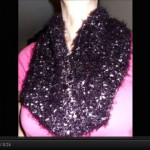 Winter Scarf Free Crochet Pattern