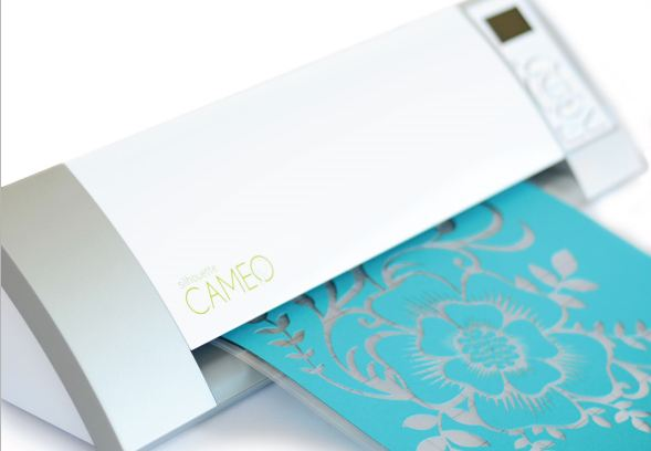 cameo 1 Silhouette Cameo Giveaway & Paper Lantern Tutorial