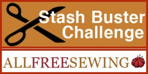 AFS Stash Challenge Logo 300x150 AllFreeSewing Presents Our Second Stash Buster Challenge!