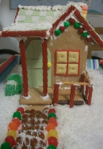 Gb42 207x300 Design and Build a Gingerbread House for Christmas