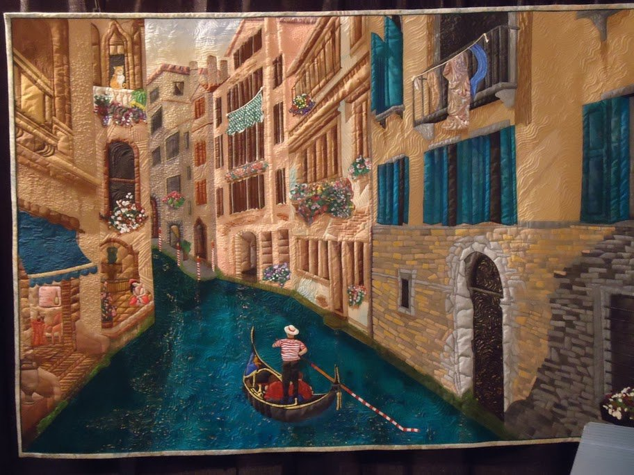 Grand Canal by Nancy Sterett Martin