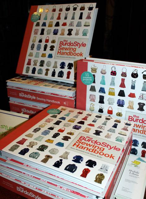 BurdaStyle Sewing Handbook