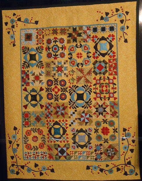 gold quilt Award Winning Quilts at Quilt Market