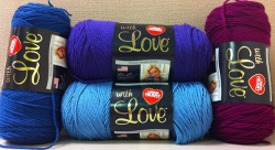 139A6637 B98A 438B BABC BEDE47E5230F AllFreeCrochetAfghanPatterns's Giveaway: Red Heart With Love Yarn