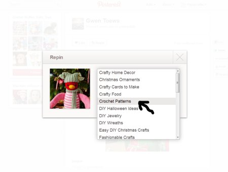 how to repin on pinterest Pinning Down Pinterest