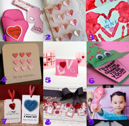 Link Love Make Your Own Valentines Day Card FaveCrafts – How to Make Your Own Valentines Card