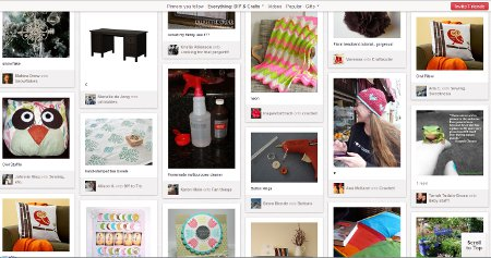 pinterest diy category Pinning Down Pinterest