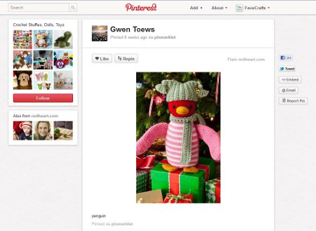 pinterest penguin pin Pinning Down Pinterest