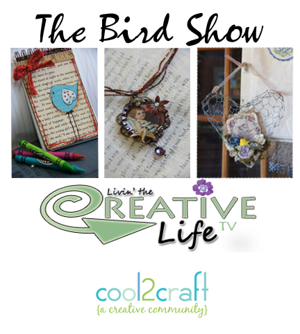 Livin' the Creative Life TV with Linda Peterson - The Bird Show