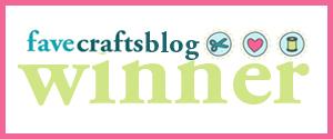 FC Blog Winner Logo1 Colorful Spring Crafts Blog Hop Winner!