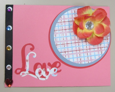 card swap 1 FaveCrafts Valentine Swap: Heres What I Got