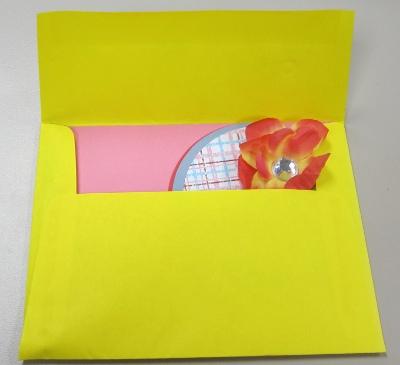card swap 3 FaveCrafts Valentine Swap: Heres What I Got