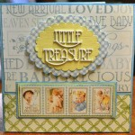 Little Treasure Card