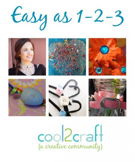 Easy as 1-2-3 Cool2Craft TV