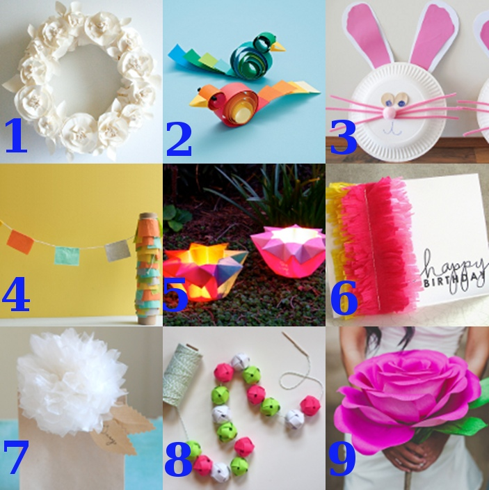 Link Love: Cool Things To Make With Paper - FaveCrafts
