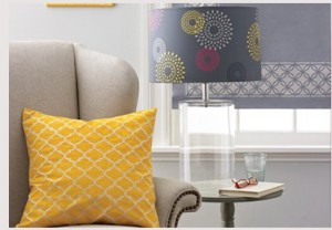 martha stewart home dec project 300x208 Project of the Day and Giveaway: Martha Stewart Arabesque Home Accents