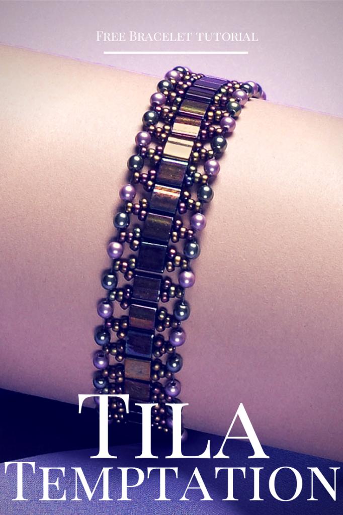 tila temptation 682x1024 Project of the Day: Tila Temptation Bracelet