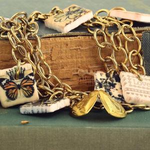 trinket bracelet ncm Project of the Day and Giveaway: Trinket Bracelet